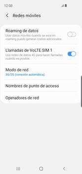 Configurar el equipo para navegar en modo de red LTE - Samsung Galaxy S10e - Passo 6