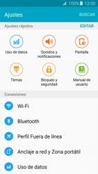 Configurar para compartir el uso de internet - Samsung Galaxy J3 2016 (J320) - Passo 3