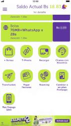 Guía de Uso VIVA APP Prepago - iOS VIVA APP MÓVIL - Passo 21