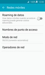 Configurar el equipo para navegar en modo de red LTE - Samsung Galaxy J1 2016 (J120) - Passo 5