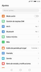 Configurar internet - Huawei P10 Lite - Passo 2