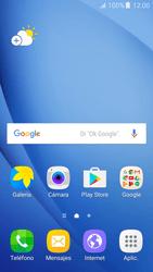 Configurar para compartir el uso de internet - Samsung Galaxy J5 2016 (J510) - Passo 1