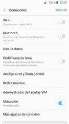Configurar para compartir el uso de internet - Samsung Galaxy J2 Prime (2016) - Passo 5