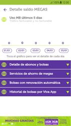 Suscripción y desuscripción de una bolsa de MB - Android VIVA APP - Passo 17