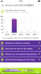 Detalle de Uso de MB y Navegación por APPs - iOS VIVA APP MÓVIL - Passo 4