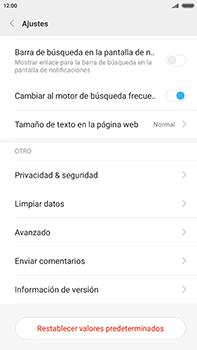 Configurar internet - Xiaomi Redmi Note 4 - Passo 22
