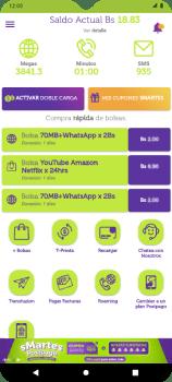 Guía de Uso VIVA APP Prepago - Android VIVA APP MÓVIL - Passo 12