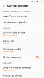 Sincronizar contactos con una cuenta Gmail - Samsung Galaxy S7 (G930) - Passo 8