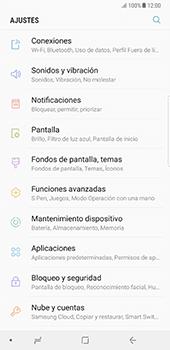 Configurar el equipo para navegar en modo de red LTE - Samsung Galaxy Note 8 - Passo 4