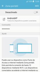 Configurar para compartir el uso de internet - Samsung Galaxy J5 2016 (J510) - Passo 6