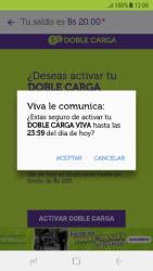 Doble Carga - Android VIVA APP - Passo 5