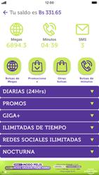 Suscripción y desuscripción de una bolsa de MB - iOS VIVA APP - Passo 4