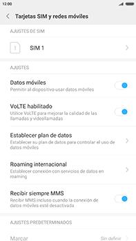 Configurar internet - Xiaomi Redmi Note 4 - Passo 4