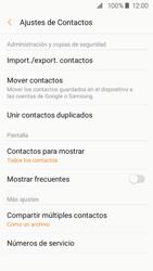 Sincronizar contactos con una cuenta Gmail - Samsung Galaxy J2 Prime (2016) - Passo 8