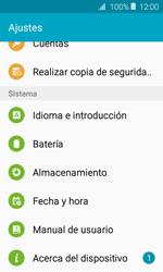 Liberar espacio en el teléfono - Samsung Galaxy J1 2016 (J120) - Passo 3