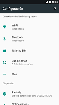 Configurar el equipo para navegar en modo de red LTE - Xiaomi Mi A1 - Passo 4