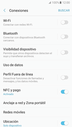 Configurar internet - Samsung Galaxy A3 2017 (A320) - Passo 6