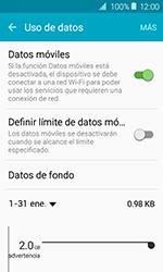 Configurar internet - Samsung Galaxy J1 2016 (J120) - Passo 4
