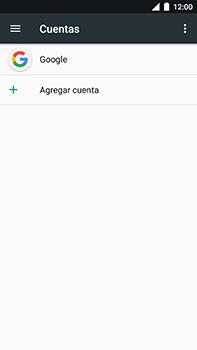 Sincronizar contactos con una cuenta Gmail - Xiaomi Mi A1 - Passo 6