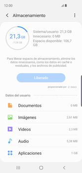 Liberar espacio en el teléfono - Samsung Galaxy S10e - Passo 8