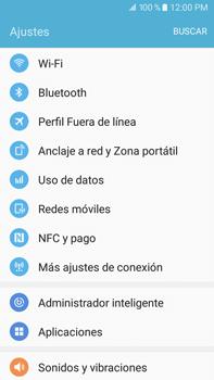 Configurar internet - Samsung Galaxy J7 2016 (J710) - Passo 4