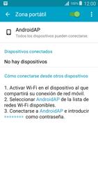 Configurar para compartir el uso de internet - Samsung Grand Prime - Passo 11