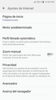 Configurar internet - Samsung Galaxy J7 2016 (J710) - Passo 23