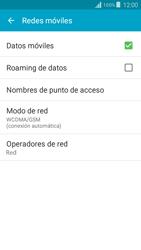 Configurar el equipo para navegar en modo de red LTE - Samsung Grand Prime - Passo 6