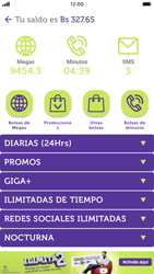 Suscripción y desuscripción de una bolsa de MB - iOS VIVA APP - Passo 10