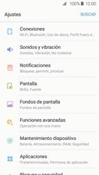 Verificar el uso de datos por apps - Samsung Galaxy J2 Prime (2016) - Passo 3