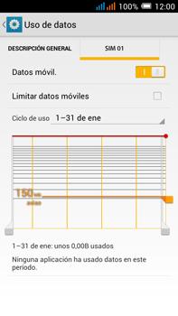 Configurar internet - Alcatel Pop C9 - Passo 6