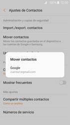 Sincronizar contactos con una cuenta Gmail - Samsung Galaxy J2 Prime (2016) - Passo 9