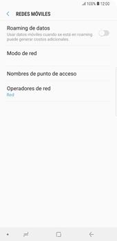 Configurar internet - Samsung Galaxy S9+ - Passo 8