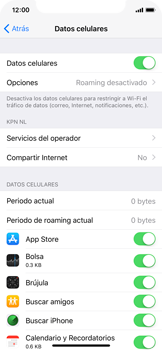 Configurar internet - Apple iPhone X - Passo 5