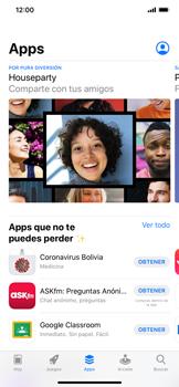 Instalar aplicaciones - Apple iPhone 11 - Passo 8