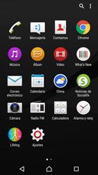 Sincronizar contactos con una cuenta Gmail - Sony Xperia Z5 Compact - Passo 3