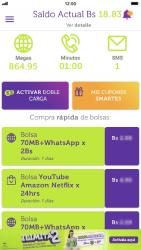 Guía de Uso VIVA APP Prepago - iOS VIVA APP MÓVIL - Passo 8