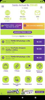 Suscripción y desuscripción de una bolsa de MB - Android VIVA APP - Passo 3