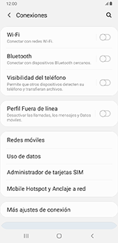 Configurar internet - Samsung Galaxy J8 - Passo 7