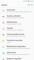 Configurar internet - Samsung Galaxy A3 2017 (A320) - Passo 3