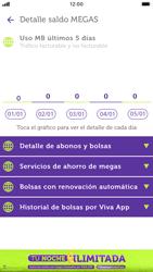 Suscripción y desuscripción de una bolsa de MB - iOS VIVA APP - Passo 17