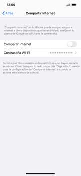 Configurar para compartir el uso de internet - Apple iPhone 11 - Passo 3