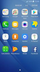 Sincronizar contactos con una cuenta Gmail - Samsung Galaxy J5 2016 (J510) - Passo 3