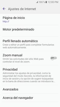 Configurar internet - Samsung Galaxy J7 2016 (J710) - Passo 26