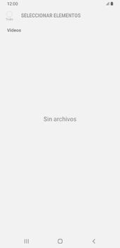Liberar espacio en el teléfono - Samsung Galaxy A9 (2018) - Passo 17