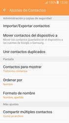 Sincronizar contactos con una cuenta Gmail - Samsung Galaxy J5 2016 (J510) - Passo 6