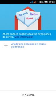 Configurar el correo electrónico - Alcatel Pop C9 - Passo 5