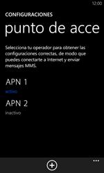 Configurar internet - Nokia Lumia 1020 - Passo 13