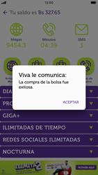 Suscripción y desuscripción de una bolsa de MB - iOS VIVA APP - Passo 9
