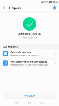 Liberar espacio en el teléfono - Huawei Mate 9 - Passo 5
